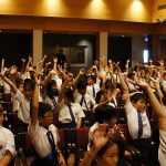 Nutrition assembly at Shrewsbury International School, Bangkok